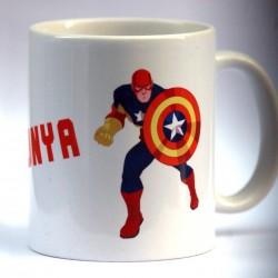 Mug Capità Catalunya