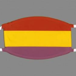 """Masque """"República"""""""