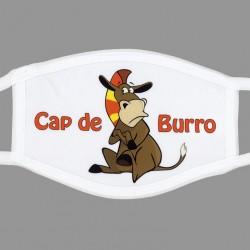 """Masque """"Cap de Burro"""""""