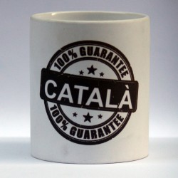 Mug 100% Garantee Català