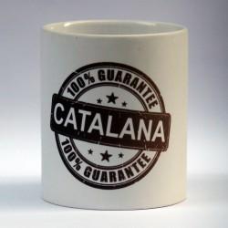 Mug 100% Garantee Catalana