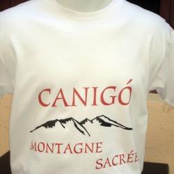"""T-shirt """" Canigó"""""""