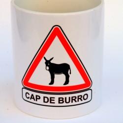 """Mug """"Cap de Burro"""""""